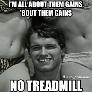 All About Them Gains